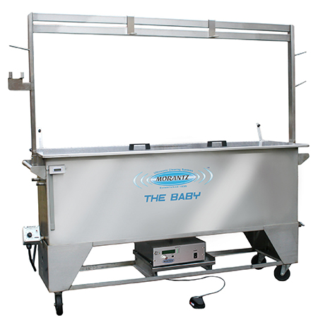 The best ultrasonic blind cleaning machine available
